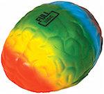 Rainbow Brain Stress Balls